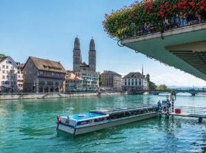 Storchen Steg, Zürich